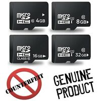 New Real Storage 8GB Class 4 Micro SD SDHC UHS-I Memory Card with Adapter