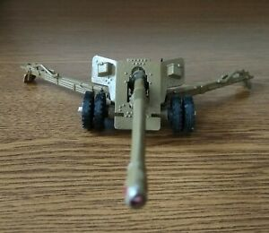 Vintage USSR Military Russian Soviet Toy Cannon BS-3. M1: 43