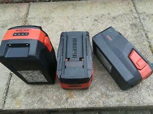 Hilti B36/5.2Ah Battery for AG 125-A36, TE 6 A-36 AG 150-A36 TE 30-A36 WSR 36-A