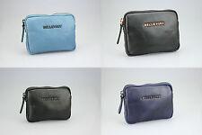 Premium Damen Gürtel-Lederhandtasche von Bellevory, variable Tragemöglichkeiten