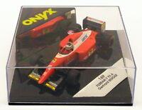 Onyx 1/43 Scale Model Car 169 - F1 Ferrari F93 A - Gerhard Berger