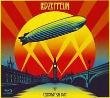 Led Zeppelin - Celebration Day [2CD+Blu-ray--CD Case