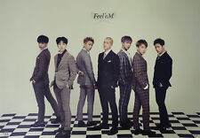 BTOB - Feel'eM (10th Mini Album) [B ver.] OFFICIAL POSTER with Tube Case