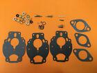 Allis Chalmers Tractor Zenith Carburetor Repair Rebuild Kit 170 175 180 D17