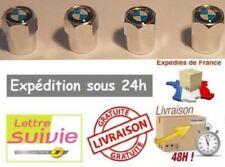 4 Bouchons de valve Toutes Séries 1, serie 3, serie 5, serie 7,  X3 , X5 , X7