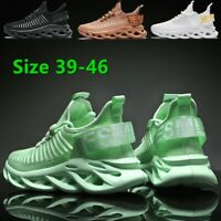 Men's Sneakers Athletic Sports Outdoor Casual Walking Running Tennis Shoes Gym