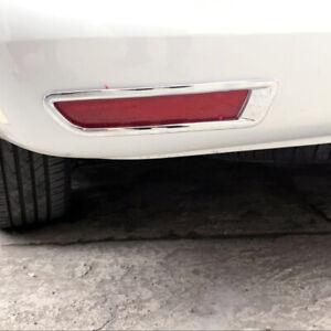 For Mercedes-Benz Vito Rear Tail Fog Lamp Light Cover Trim 2pcs 2014 - 2019