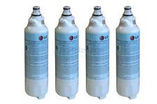4x Genuine LG ADQ36006101 LT700P Fridge Water Filter Cartridge