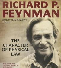 The Character of Physical Law by Richard Phillips Feynman (Audio Unabridged)