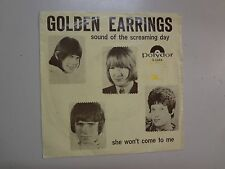 """GOLDEN EARRINGS: Sound Of The Screaming Day-She-Holland 7"""" 67 Polydor S 1244 PSL"""