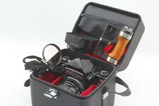 [Mint in Box Grip Hood Strap] Pentax 6x7 67 Super-Takumar 105mm f/2.4 lens Japan