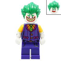 LEGO The Batman Movie The Joker Minifigure from 70906