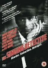 THE SINGING DETECTIVE ROBERT DOWNEY JR MEL GIBSON KATIE HOLMES ICON UK DVD NEW
