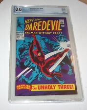 Daredevil #39 - Marvel 1968 Silver Age Issue - PGX VF 8.0 - (1st Exterminator)