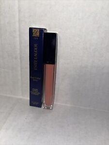 Estée Lauder 104 NAKED TRUTH (nude peach) Color Envy Kissable Lip Shine NIB $29