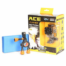 Bike Starter Set - iSaw A2 Full HD Action Cam & Fahrrad Halterung by iSHOXS