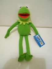 Kermit The Frog Green Muppets Soft Toy Plush