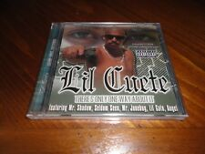 Chicano Rap CD LIL CUETE - There's Only One Way about It - Mr. Shadow LIL GATO