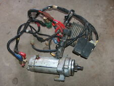honda goldwing gl1500 starter motor and control box wiring oem gl 1500