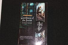 WARHAMMER GUARDIANI DELLA FORESTA libro tascabile Graham McNeill Legno Elfi Elfo