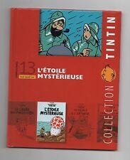 Collection Tintin Moulinsart Hachette 2011. n°13. L'Etoile mstérieuser. NEUF