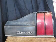 85 - 86 oldsmobile cutlass 2 door tail light rH gm 165050046