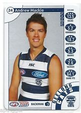 2013 Teamcoach Silver (24) Andrew MACKIE Geelong