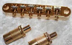 ABR roller bridge Brücke tunomatic gold LP 6mm