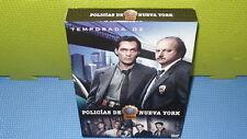 POLICIAS DE NUEVA YORK - 2 TEMPORADA COMPLETA - 6 DVDS