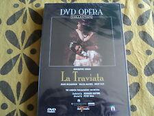 "DVD NEUF ""LA TRAVIATA - Peter HALL"" Collection opera DEL PRADO"