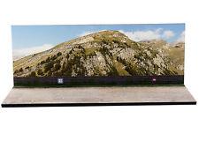 Diorama présentoir Montagne en été / Mountain summer - 1/43ème - #43-2-D-D-012