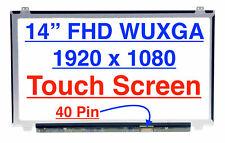 HP CHROMEBOOK 14 G5 L14348-001 B140HAK01.1 TABLET LED LCD...