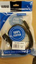 HDMI 1.0 M Cable HDMI TO HMDI 100 % Tested Fast Service