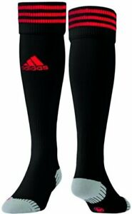 adidas Adisock 12 Football Socks Size 2.5-4 1 Pair Black RRP £13 Brand New