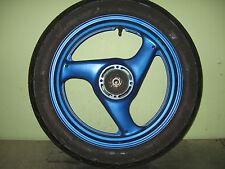 suzuki  gsx 600 f  rear  wheel