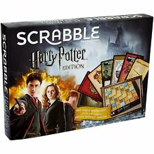 Scrabble Harry Potter Edition Word Board Game