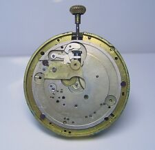 I W C  S & CO  Pocket watch movement