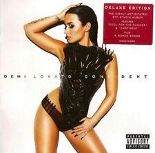 Confident [Deluxe Edition][Explicit]; Demi Lovato 2012 CD, Dance Pop, R&B, Stone