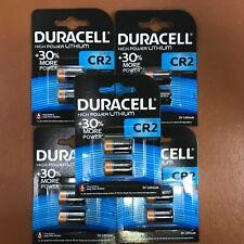20 Duracell CR2 3V Ultra Lithium Photo Battery DLCR2 ELCR2 CR15H270 LONGEST EXP