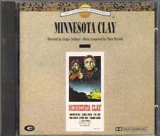 "PIERO PICCIONI - RARO CD 1992 "" MINNESOTA CLAY """