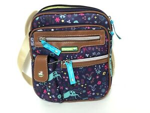Lily Bloom UNI CORNY Gigi Mini Cross body Shoulder Bag Purse Handbag New