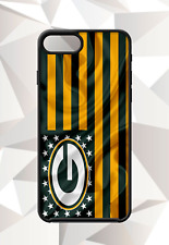 GREEN BAY PACKERS FLAG IPHONE 5 6 7 8 X PLUS (US SELLER) CASE FREE SHIPPING 1