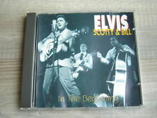 ELVIS PRESLEY CD rocknroll rockabilly *NR MINT*Beginning SCOTTY MOORE BILL BLACK