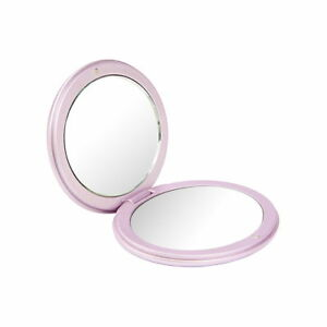 Danielle Pink Compact (Oval) Model No. D482 Brand New