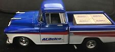 CHEVY CAMEO 1957 PICKUP AC DELCO SPECCAST LTD. EDITION DIECAST COIN BANK
