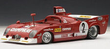 1:18 Autoart Alfa Romeo 33 TT 12 Spa francor Ganador 1975 #2 PARA