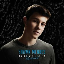 SHAWN MENDES - HANDWRITTEN REVISITED CD ALBUM (2015)** free UK p+p**