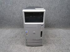 HP Compaq dc5000 Mini-Tower PC Intel Pentium 4 P4 2.80GHz 1GB RAM 80GB HDD DVD