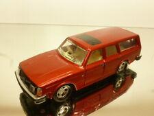 MATCHBOX SUPER KINGS K74 VOLVO 245DL ESTATE - RHD - RED L13.0cm - GOOD CONDITION