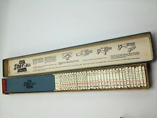 Amberg Amfile A31 Pressboard Sort-all Sorter Filing 1957